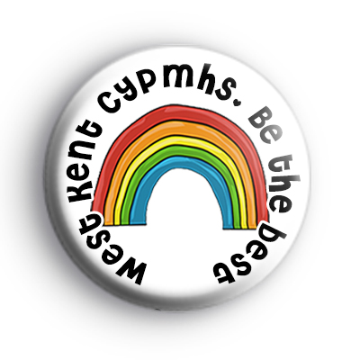 West Kent CYPMHS Be the best Badge