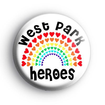 West Park Heroes Badge