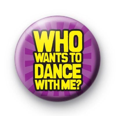 Who Wants To Dance With Me Badges