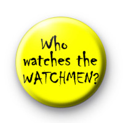 Who watches the Watchmen 2 badge
