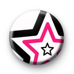 Off Centre Star Badges