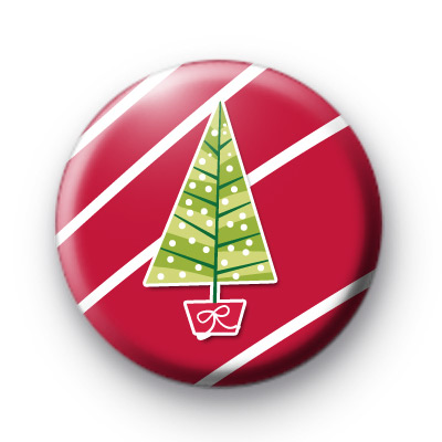 Winter Xmas Badge
