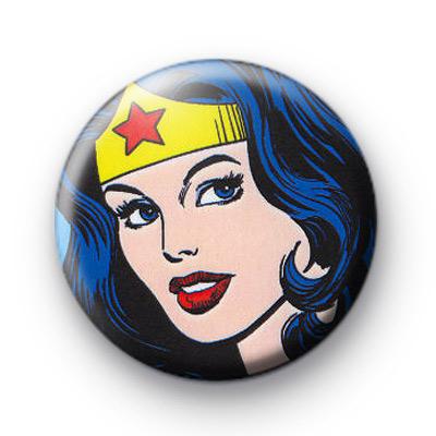 Wonder Woman 2 Badge