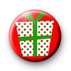 Xmas Present badges