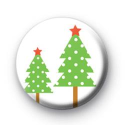 Funky Xmas Tree badges