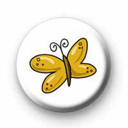 Yellow Butterfly badges