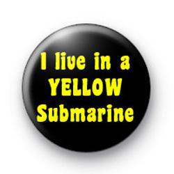 Yellow Submarine Badge